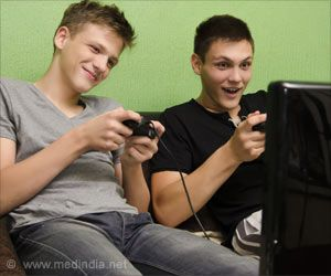 Teens Spend too Much Time Gaming: Study