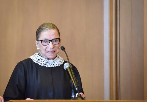 Ruth Bader Ginsberg has pancreatic cancer and received radiation treatments; too bad Google and YouTube are censoring all the cancer cures that really work