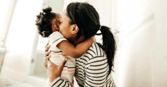 Black Motherhood Is Alienating - But It's Also Joy