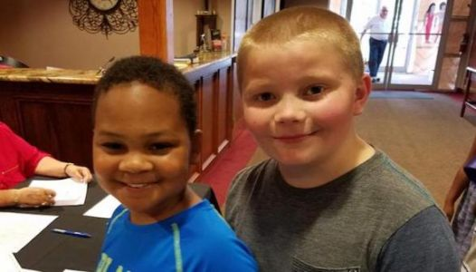 A 12-Year-Old Boy Raised Money To Pay For His Best Friend's Headstone