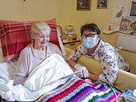 Coronavirus testing to be scaled up in care homes to allow physical contact during visits