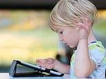 Two hours or more of screen time makes children 'badly behaved'