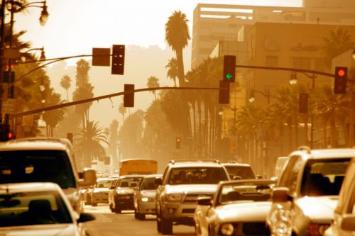 America's Unhealthiest Cities for Polluted Air