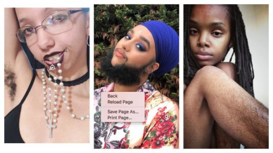 These Instagram Accounts Show The Diversity Of The Body Hair Movement