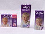 Calpol to children under two years old could increase risk of getting asthma