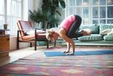10 At-Home Yoga Workouts For Those Days When You Don't Want to Leave the House