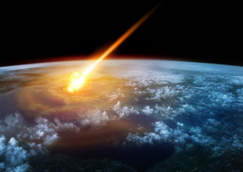 So, we're ALL aliens? New research suggests that DNA molecules were brought to Earth on meteorites