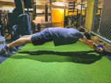 Conquered the Plank? Try the Ab Wheel - These 4 Exercises Will Make Your Whole Body Shake