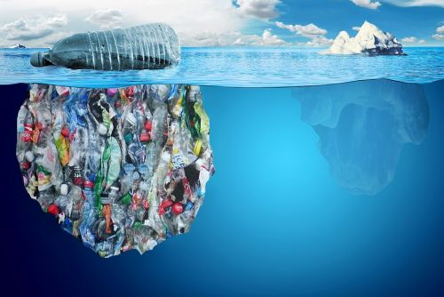 Plastic pollution is killing beneficial bacteria in the ocean that help us breathe