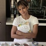 Halle Berry Gave Us a Cooking Lesson Over IG Live, and Now We Feel Like a Top Chef