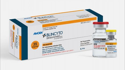 Blincyto Shines for Kids' B-Cell ALL