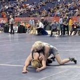 This Teen Became the First Female Wrestler to Win Her State Championship