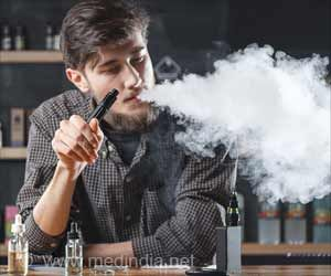 Say No to Vaping: Flavored E-cigarettes may Worsen Asthma Symptoms