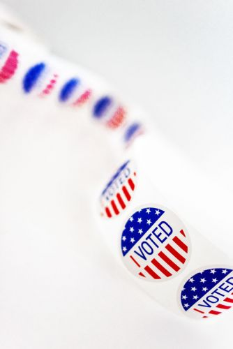 I'm A 35 Year Old Mom Of Three Kids, And I Voted For The First Time