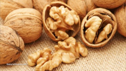 """Experts discover that walnuts can """"change"""" the expression of genes that fight breast cancer"""