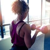 This 6-Minute AMRAP Workout Is My New Go-To For Arm Toning