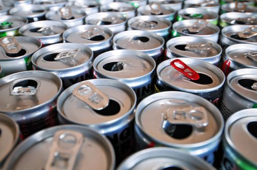 You should cut back on energy drinks - they can give you heart problems