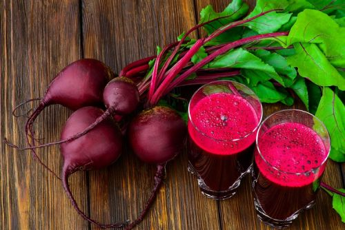Study: Cardiovascular benefits of beetroot juice more pronounced among older adults than younger