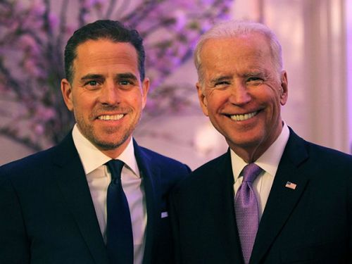 "The ""Big Guy"" is Joe Biden and he used his son's business deals to profit off Chinese businesses looking to influence the US government"