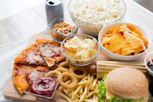 Junk food ADDICTION: Cutting back on fries or chocolate may trigger WITHDRAWAL symptoms
