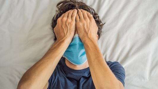 New research shows that wearing a mask will not protect you against the coronavirus