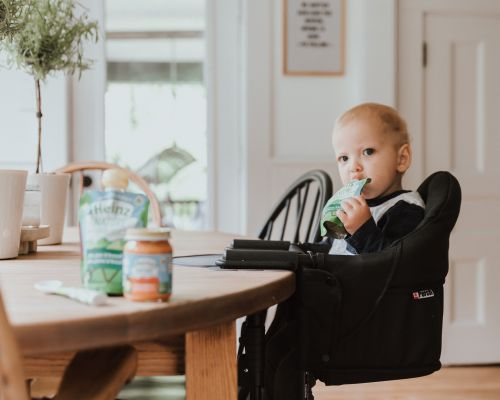 How I adapted baby meal-planning for our busy lifestyle