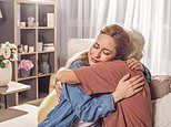Why hugging means you live longer! It can reduce stress, lower blood pressure and lessen pain