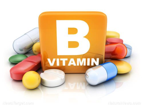 B vitamins are CRUCIAL to heart health, brain health and eye health