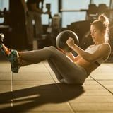 Can Weights Get You Better Abs? An Expert Says Yes - Here's How to Use Them the Right Way