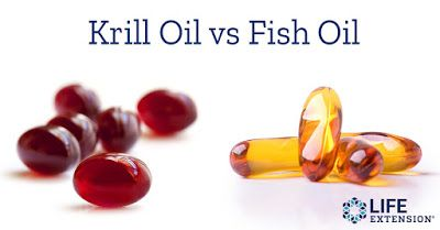 Krill Oil vs Fish Oil: Why You Could Benefit from Both