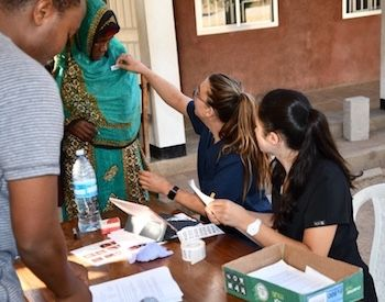 More than 800 screened for cervical cancer by UCI medical mission to East Africa