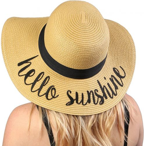 Sun's Out, Hats Out: 10 Best Sun Hats & Visors To Fashionably Protect Your Face- Inspo From Reese And Jessica