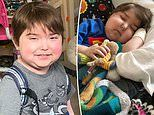 Ohio boy, 6, has NEVER eaten and is first in the world to battle a digestive disease with no name