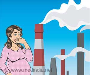 Societal Status may Indicate How Much Air Pollution the Pregnant Woman is Exposed To