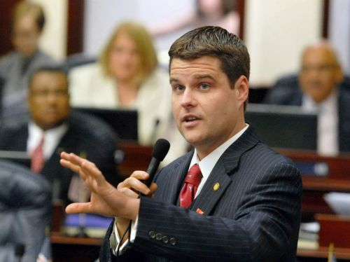 Matt Gaetz: Twitter 'ought to look in the mirror' for inciting violence with Black Lives Matter, Antifa