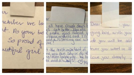 This Brilliant Idea Makes Kids Feel Loved When They Need It Most