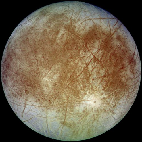 Study suggests Europa, Jupiter's Moon, contains table salt in its oceans just like the oceans on Earth