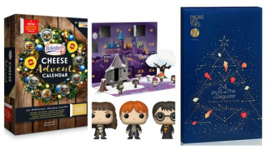 10 Advent Calendars You Need In Your Life This Holiday Season