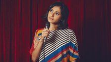 Aparna Nancherla Is Depressed, Sad, Overwhelmed - And Laughing