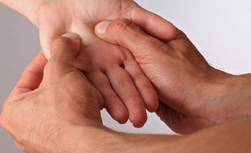Acupressure can heal stress fractures