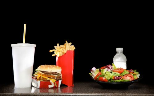 Bad eating habits that cause weight gain