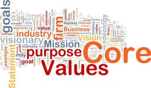 Are Core Values Important for your Practice?