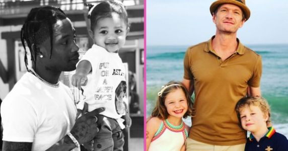 All Of The CUTEST Father's Day Instagram Posts From Celebs