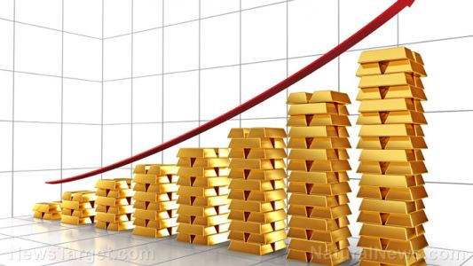Gold prices could hit $15,000 in 2025 as the dollar continues to fall