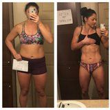 """I Wanted Abs"": Exactly How Kelly Shed 18 Pounds and Got the 6-Pack of Her Dreams"