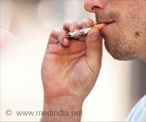 Cigarette Smokers may Find It Difficult to Cope With Stress: Study
