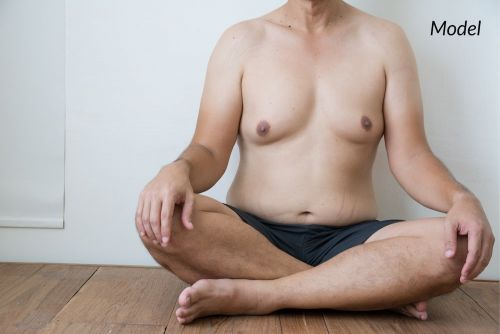 How Can Men Reduce the Size of Their Enlarged Breasts?