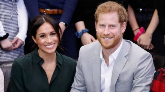 Meghan Markle Is Pregnant With Her First Child!