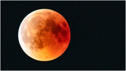 There's A Super Blood Wolf Moon Coming This Month