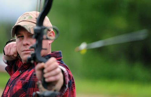 Athletes can train to improve depth perception and peripheral vision, according to recent research